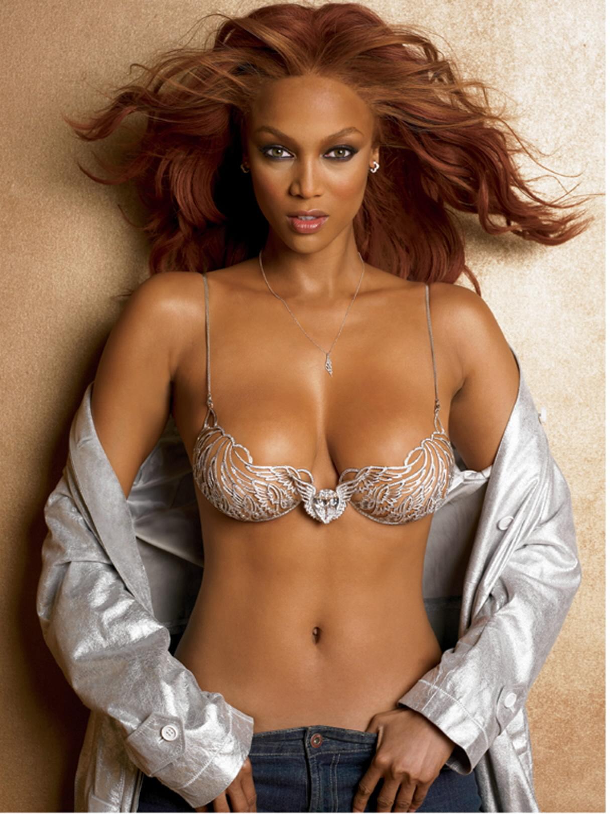 Супермодели с красивой грудью 4 фотография